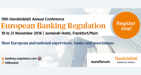 HANDELSBLATT European Banking Regulation Annual conference - EBF website