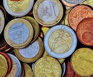 Cash Coins Euro