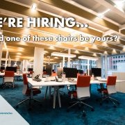 EBF is hiring - new vacancy openining