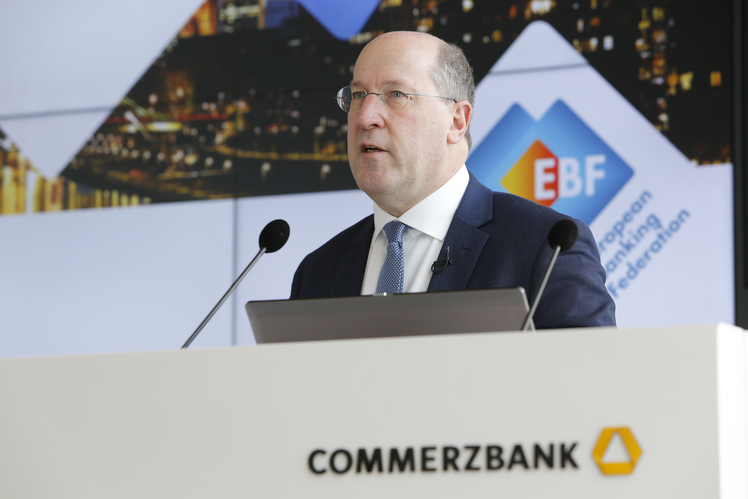 Introduction by Wim Mijs, Chief Executive Officer of the European Banking Federation
