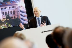 Andrea Enria, the new Chair of the ECB's Supervisory Board