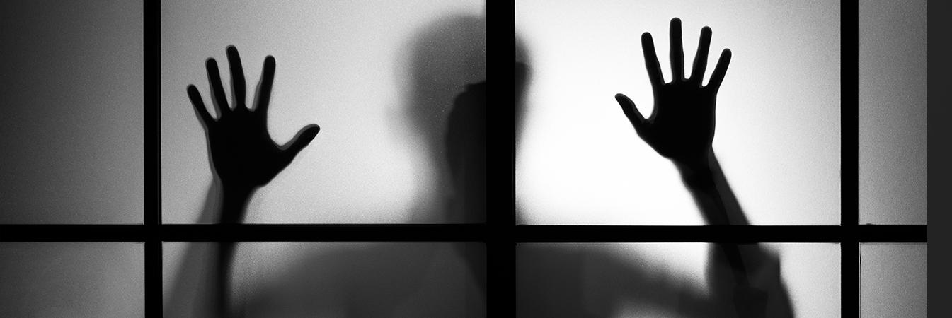 Human Trafficking black and white 2