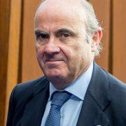 EBF banking union webpage - ECB Luis_de_Guindos