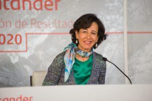 EBF President - Ana Botín