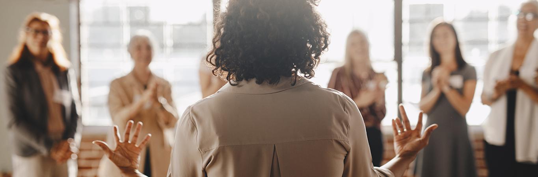 WOMEN EMPOWERMENT – EBF Banner